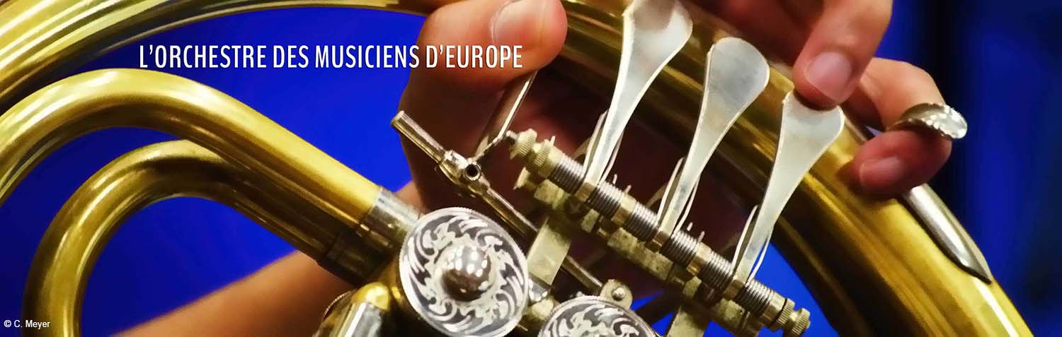 Les Musiciens d'Europe | Instruments